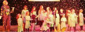 Rozbudzanie w dzieciach zainteresowania teatrem